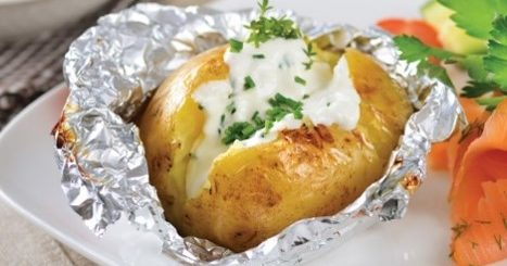 Baking Potatoes – Uuniperuna