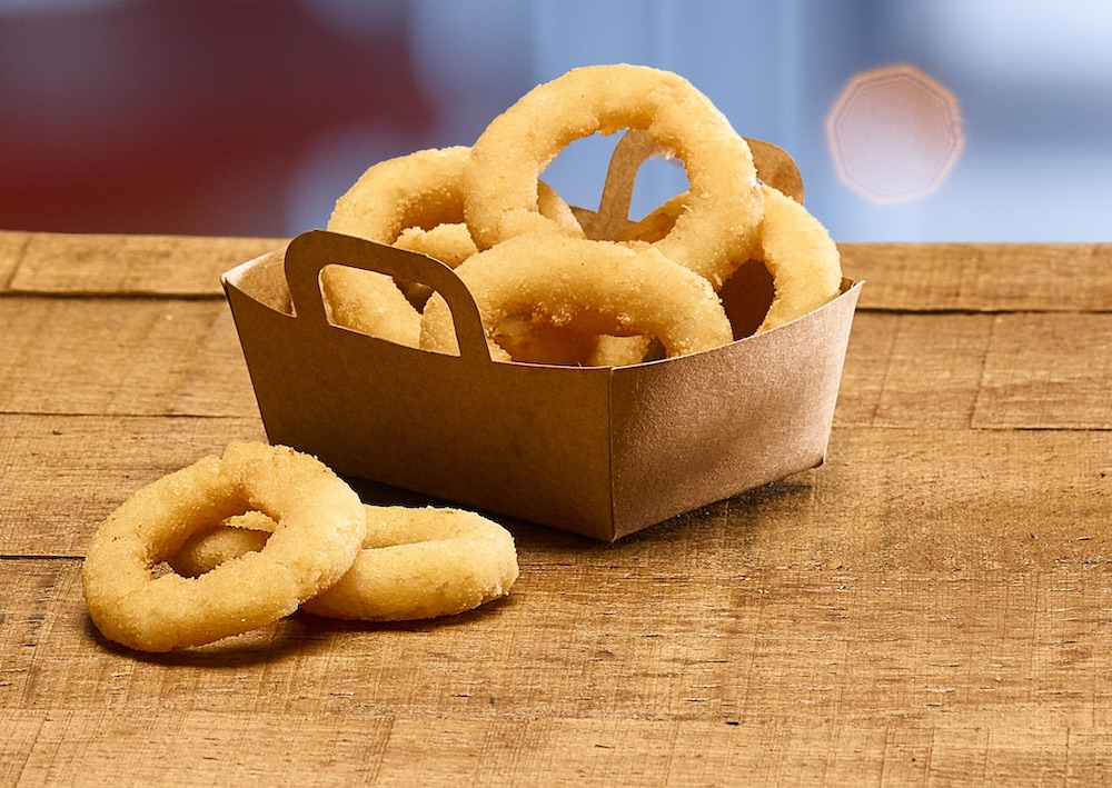 Onion Rings  – Paneroitu sipulirengas